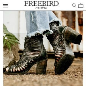 Shoes - Firebird by steven shoes